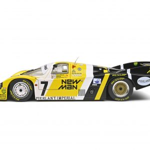 Porsche 956LH – Winner 24H Le Mans 1984 – H. Pescarolo / K. Ludwig/ S. Johansson #7