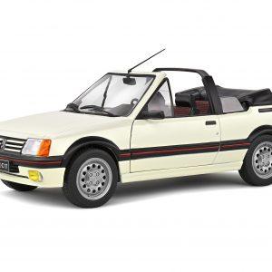 Peugeot 205 CTI – Branco Pérola – 1986