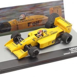 Lotus Honda 100T, Nelson Piquet, Great Britain GP 1988