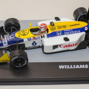 Williams FW11B – Nelson Piquet – World Champion GP Italia 1987