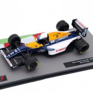 "Williams FW15C #2 ""Canon Williams"", Alain Prost, World Champion Formula 1 1993"