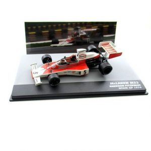 McLaren M23 – Emerson Fittipaldi – World Champion GP Espanha 1974