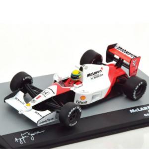 McLaren Honda MP4/5 – Ayrton Senna – Winner Germany GP 1989
