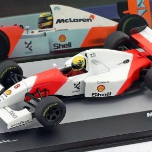 McLaren Ford MP4/8 – Ayrton Senna – Winner GP Australia 1993
