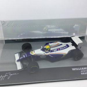 Williams Renault FW16 – Ayrton Senna – GP Brasil 1994