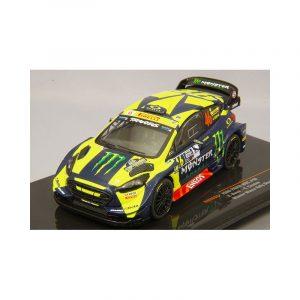 Ford Fiesta WRC #46 V. Rossi/ C. Cassina