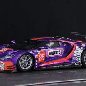 Ford GT GT3 #85 Wynns Keating Motorsports 24H. Le Mans 2019