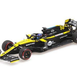 Renault RS20 #14 – Fernando Alonso – F1 Barcelona Test 2020