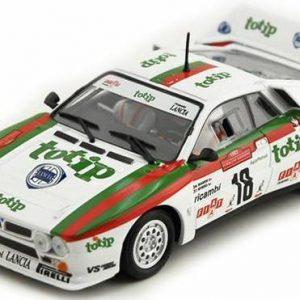 """Lancia 037 """"Totip"""" – M. Biasion/T. Siviero – Rallye San Remo 1983"""