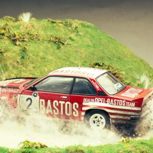 Opel Ascona 400 #2 – G.Colsoul/A.Lopes – Winner Lotto Haspengouwrally 1982