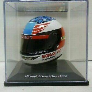 Mini Helmet Michael Schumacher – 1995 – Escala 1/8