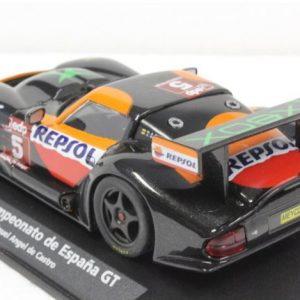 Marcos LM600 Campeonato España GT – A. Burgueño/M. Angel de Castro