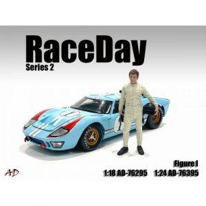 1:18 Race Day series 2 – Figure I