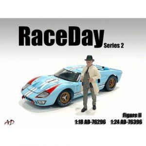 1:18 Race Day series 2 – Figure II