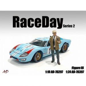 1:18 Race Day series 2 – Figure III