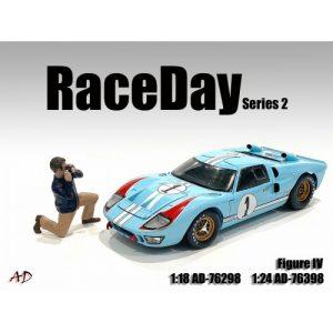 1:18 Race Day series 2 – Figure IV