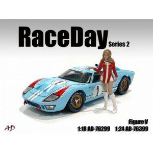 1:18 Race Day series 2 – Figure V