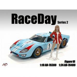 1:18 Race Day series 2 – Figure VI