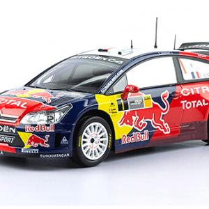 Citröen C4 WRC – S. Loeb/D. Elena – Rally da Alemanha 2008