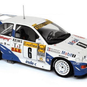 Ford Escort RS Cosworth – F. Delecour/ Grataloup – Rally Monte-Carlo 1994