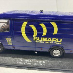 Mercedes-Benz 609D – Subaru Team (1993-1997)