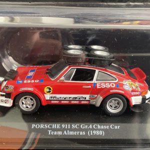 Porsche 911 SC Gr. 4 Chase Car – Team Almeras (1980)