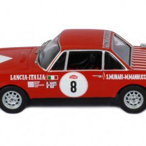 Lancia Fulvia 1600 Coupe HF #8 S. Munari-M. Mannucci San Remo Rally 1972