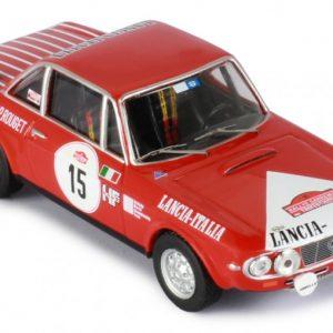 Lancia Fulvia 1600 Coupe HF #15 – J. Ragnotti-J. P. Rouget – San Remo Rally 1972