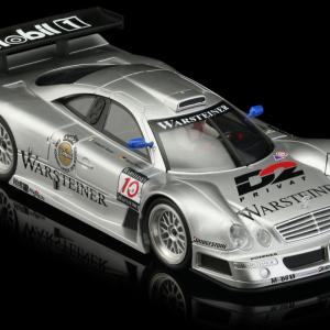 Mercedes CLK GTR Team AMG D2 Black Warsteiner #10. FIA GT 1997 pilotado por Marcel Tiemann & Alessandro Nannini.