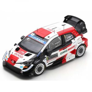 Toyota Yaris WRC #1 – S. Ogier/J. Ingrassia – Winner Rally Monte-Carlo 2021