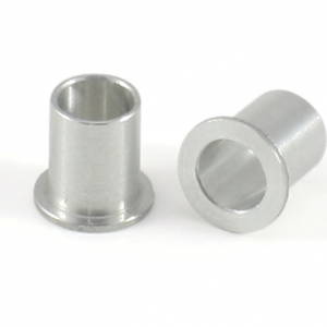 Casquilhos, Scaleauto, sujeição da guia em alumínio