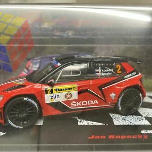 Skoda Fabia R5 #2 – Jan Kopecky/Pavel Dresler – Winner Barum Rally 2016