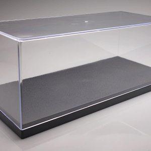 Caixa acrílica para exposição de miniatura à escala 1/24