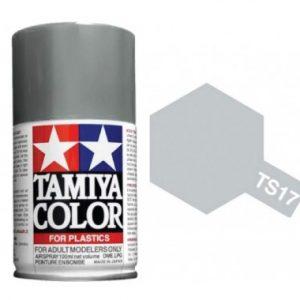 Tinta spray 100ml. alumínio Tamiya TS-17
