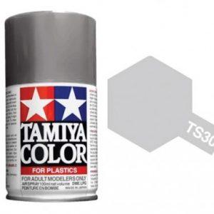 Tinta spray 100ml. prata Tamiya TS-30