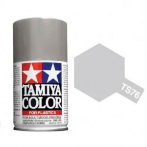 Tinta spray 100ml. prata mica Tamiya TS-76