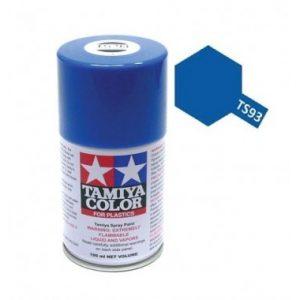 Tinta spray 100ml. azul puro Tamiya TS-93