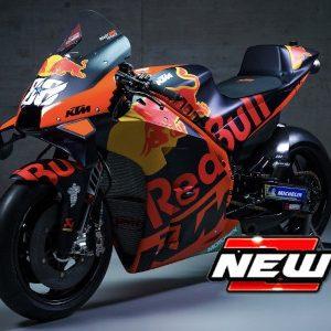 KTM RC16 #88, KTM Factory Racing, Red Bull, MotoGP, M. Oliveira, 2021