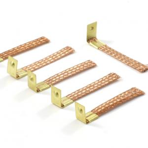 Palheta, Scaleauto, em cobre 3.5×0.5mm c/clip Narrow Super-Soft