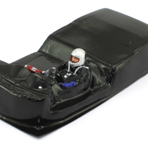 Interior aligeirado 1/24 GT Moderno piloto lado esquerdo (lexan + resina)