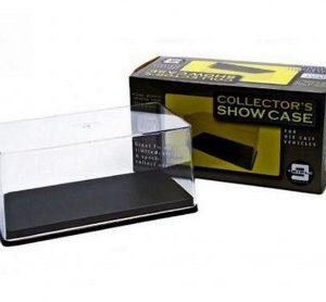 Caixa acrílica para exposição de miniatura à escala 1/43