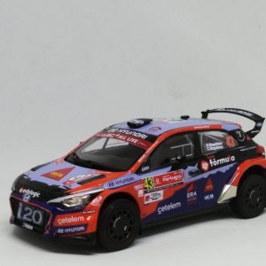Hyundai I20 R5 – Bruno Magalhães & Carlos Magalhães – Rally de Portugal 2021