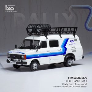 Ford Transit MK II (Rally Team Assistance)