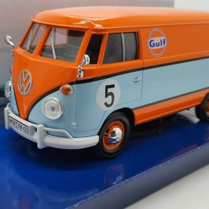 VW T1 Delivery Van Gulf 1966 1:24