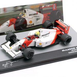 McLaren Honda MP4/7 #1 – Ayrton Senna – Germany GP Formula 1 1992