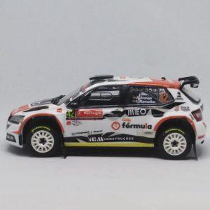 Skoda Fabia EVO R5 #42 – Armindo Araújo / Luís Ramalho – Rally Portugal 2021