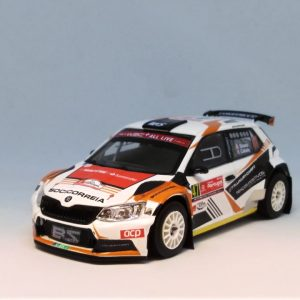 Skoda Fabia R5 – Bernardo Sousa / Vítor Calado – Rally Portugal 2021
