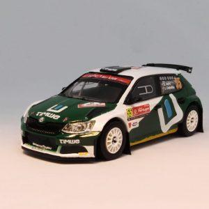 Skoda Fabia R5 – Diogo Salvi / Jet Carvalho – Rally Portugal 2021