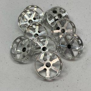 Jantes, DoSlot, Ultra alumínio racing dianteiras 16.3x5mm