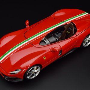 Ferrari Monza SP1, red/Decorated, 2019